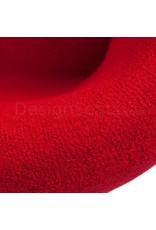 Swan chair Red