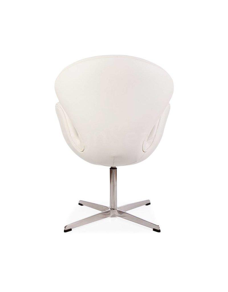 Swan chair White