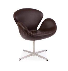 Swan chair Brown