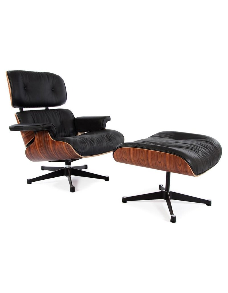 Egg Chair Replica Kopen.Eames Lounge Chair Rosewood Black Design Seats Buy Designer