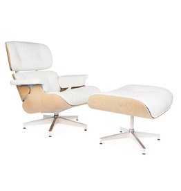 Eames Lounge Chair  Exclusive Wit