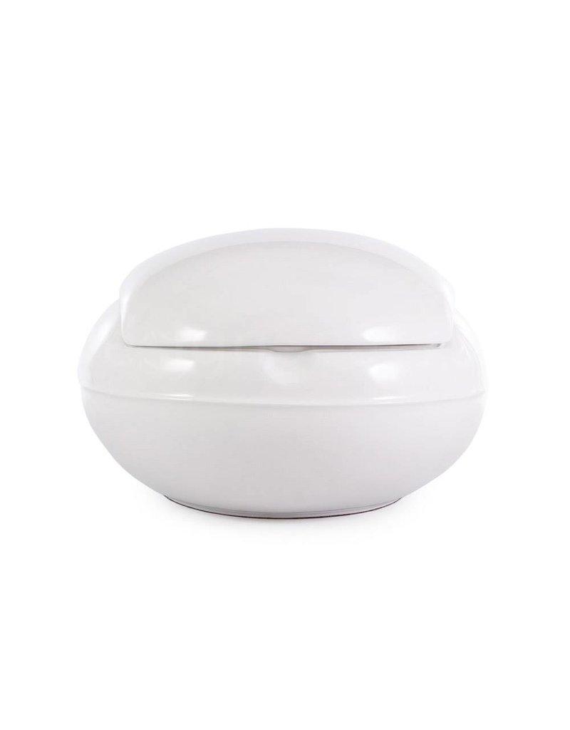 Garden Egg Wit-rood