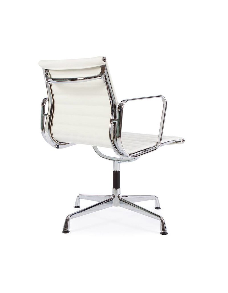 EA107 Conference office chair Leather white