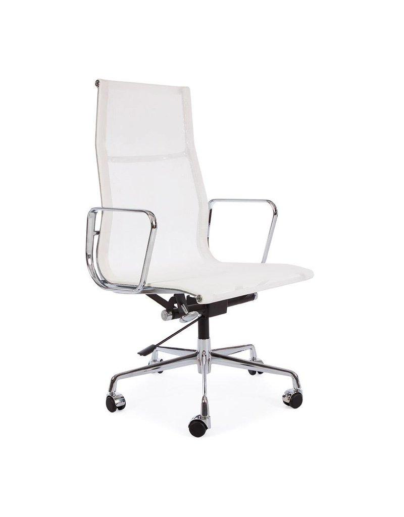 Design Bureaustoel Wit.Ea119 Mesh Bureaustoel Design Seats Design Stoelen Online Kopen