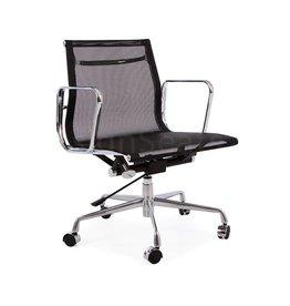 EA117 Mesh Bureaustoel zwart