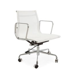 EA117 Mesh Office chair white
