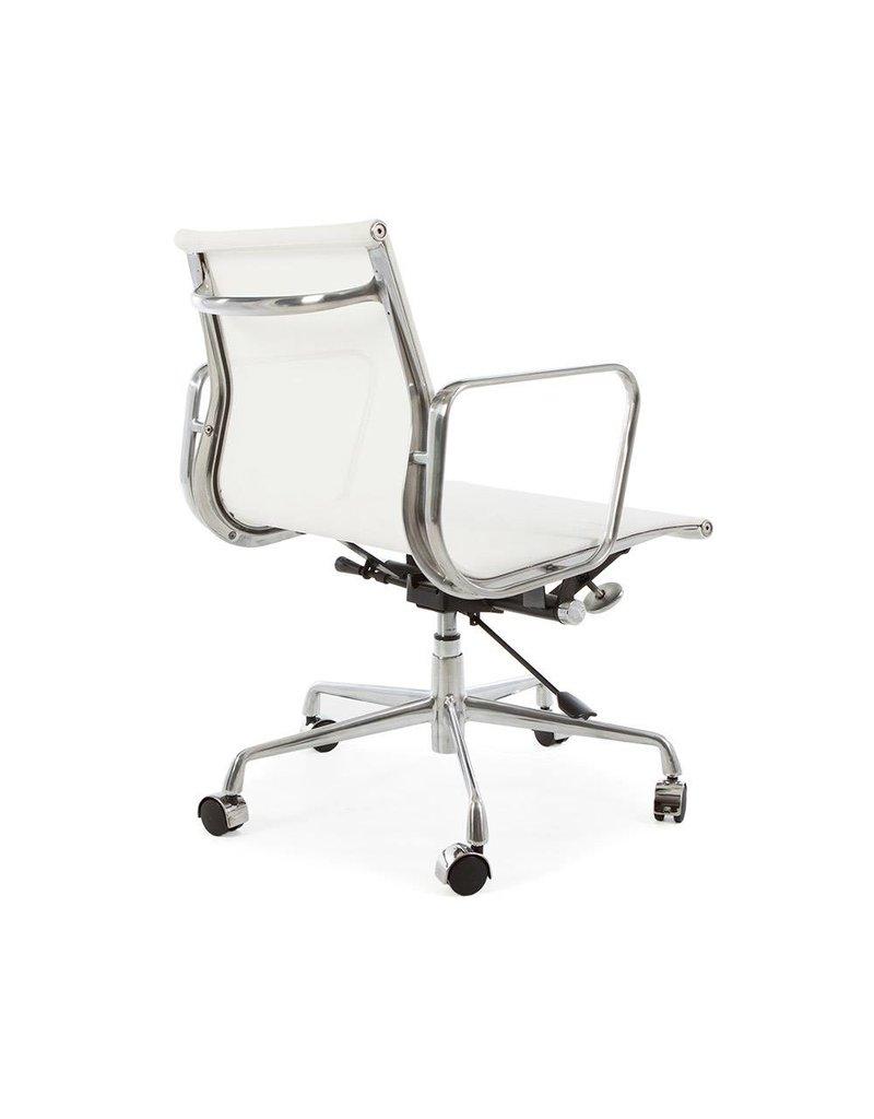 EA117 Mesh Office chair white