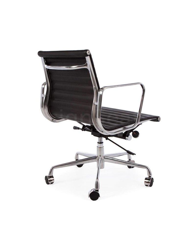 EA117 Eames Bureaustoel zwart