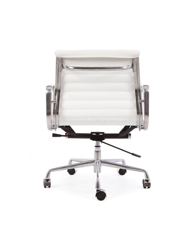 EA117 Eames Bureaustoel wit