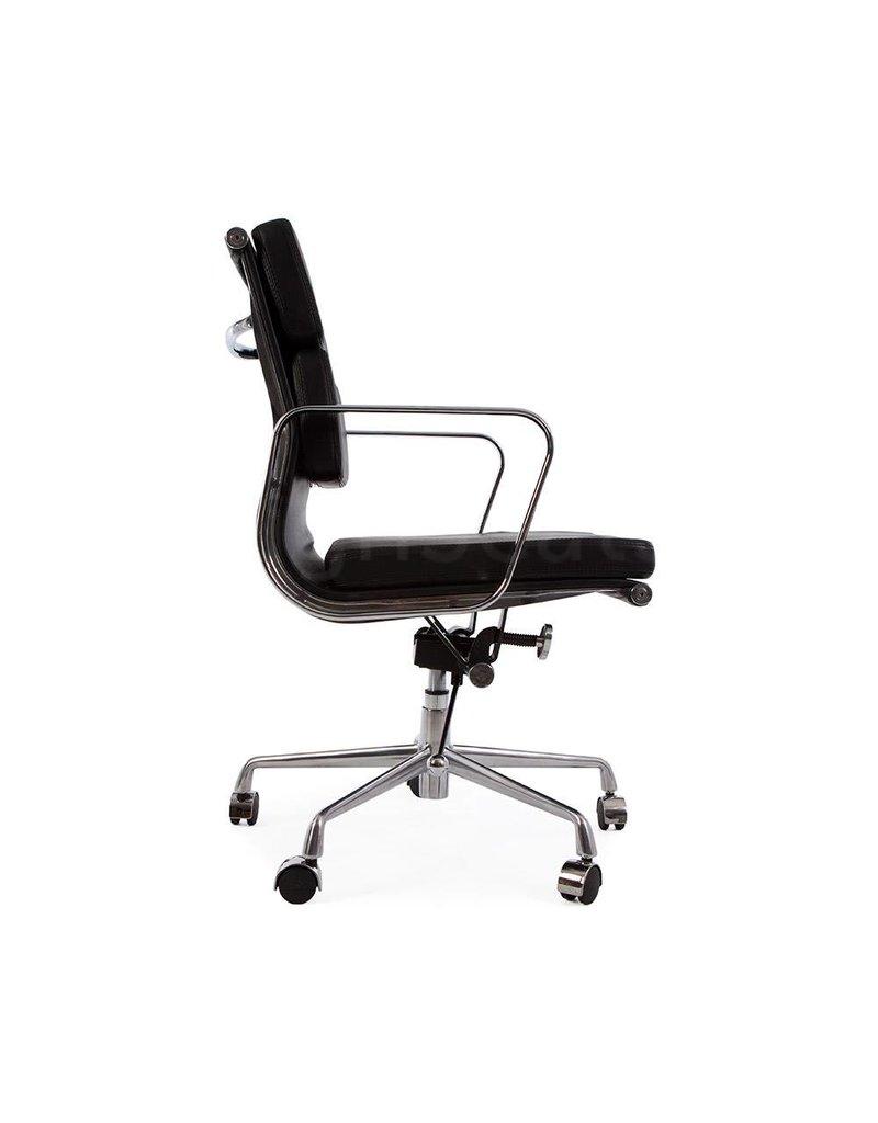 EA217 Eames Bureaustoel zwart