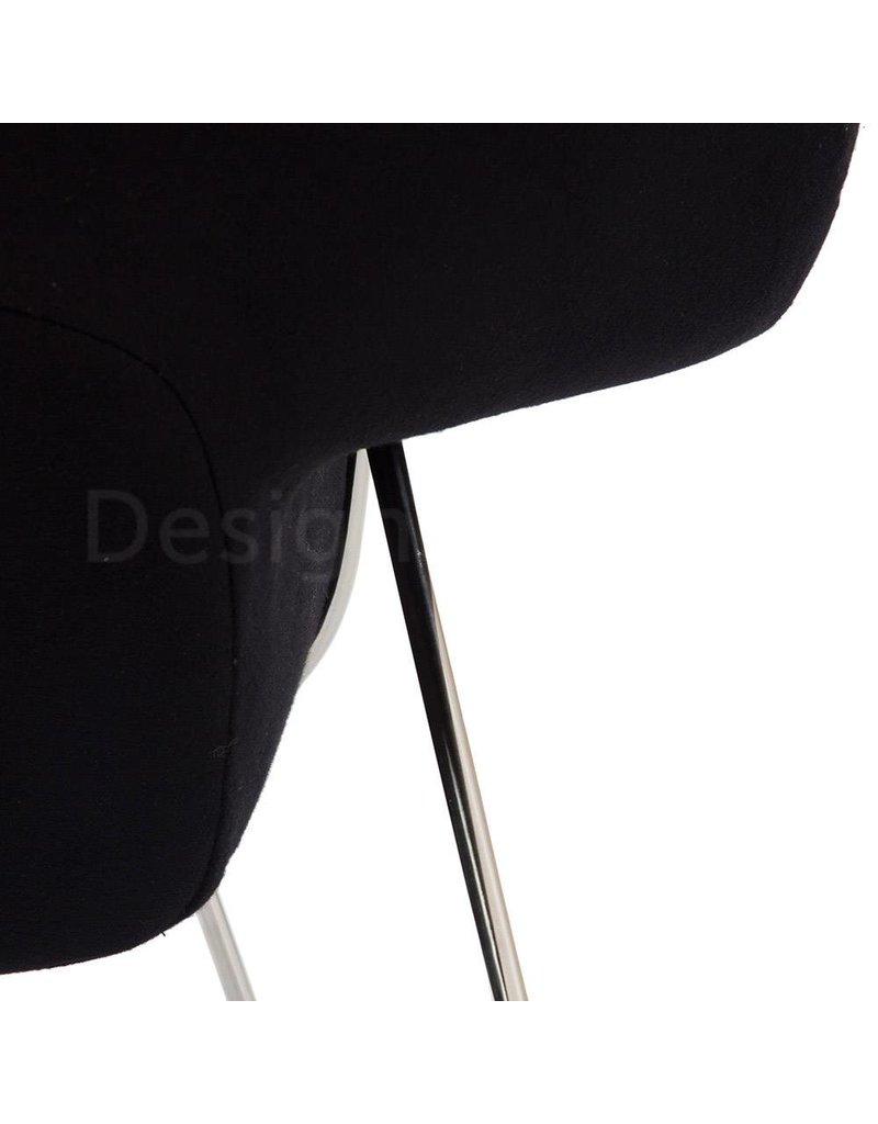 Womb chair Black