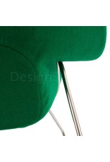 Womb chair Green