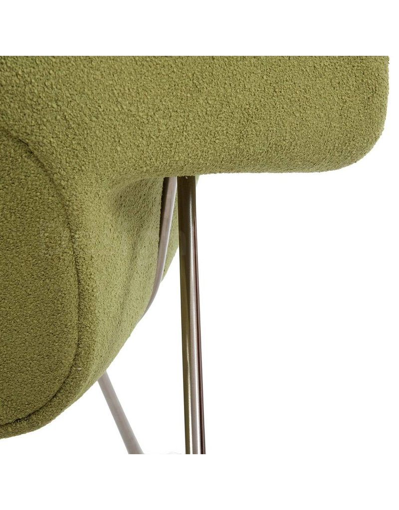 Womb chair Olive