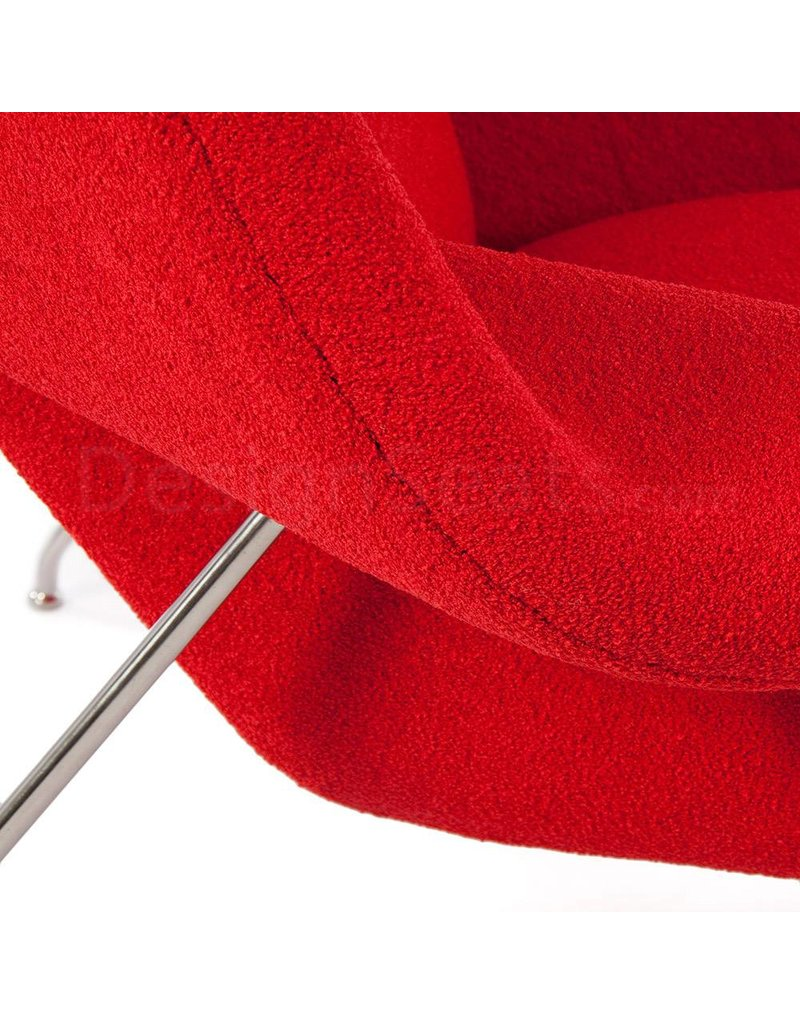Womb chair Red