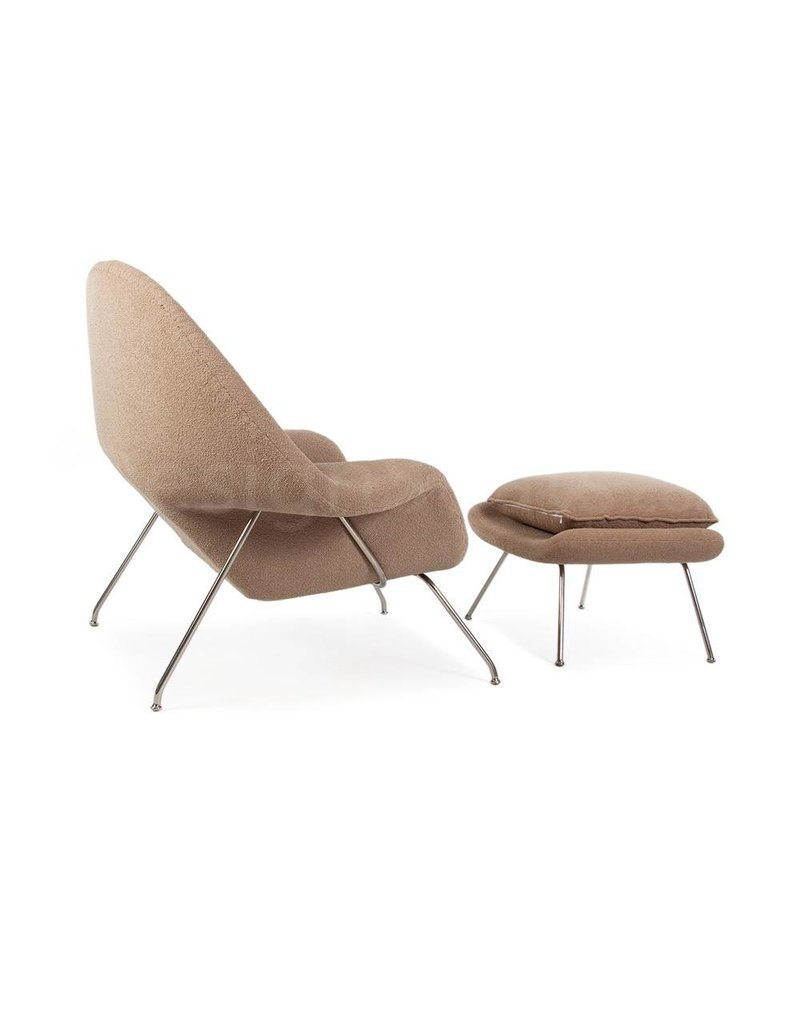 Womb chair Zand