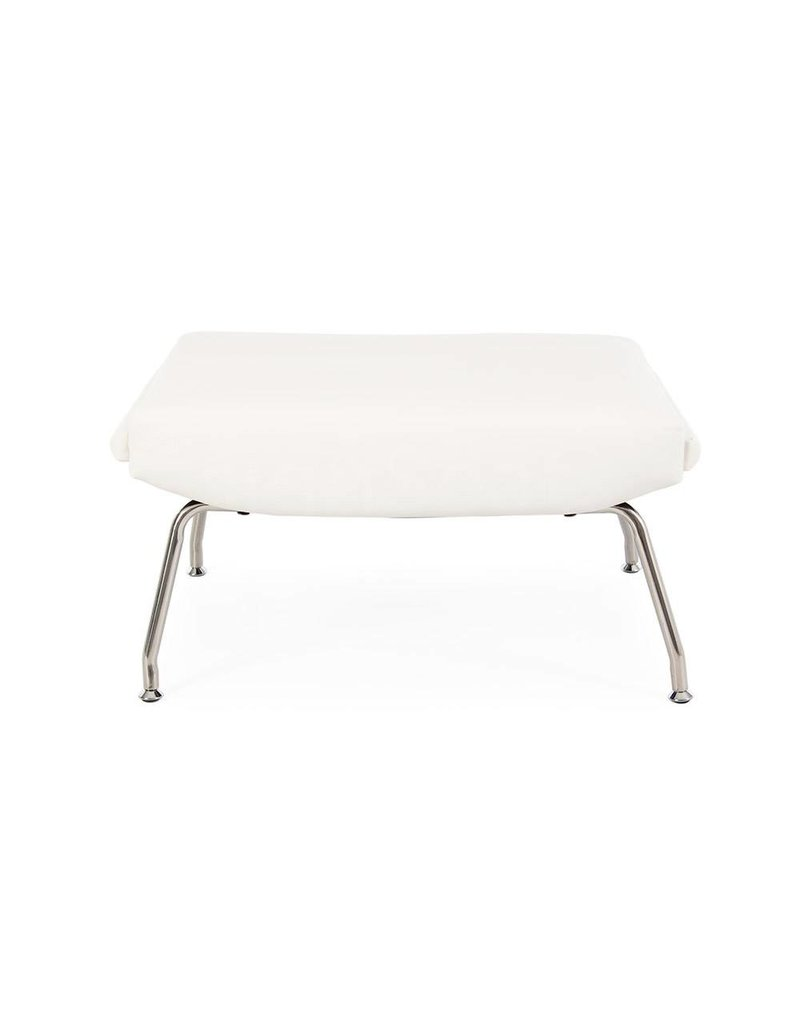 Ox chair White-Leather