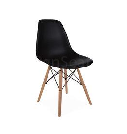 DSW Dining Chair Black