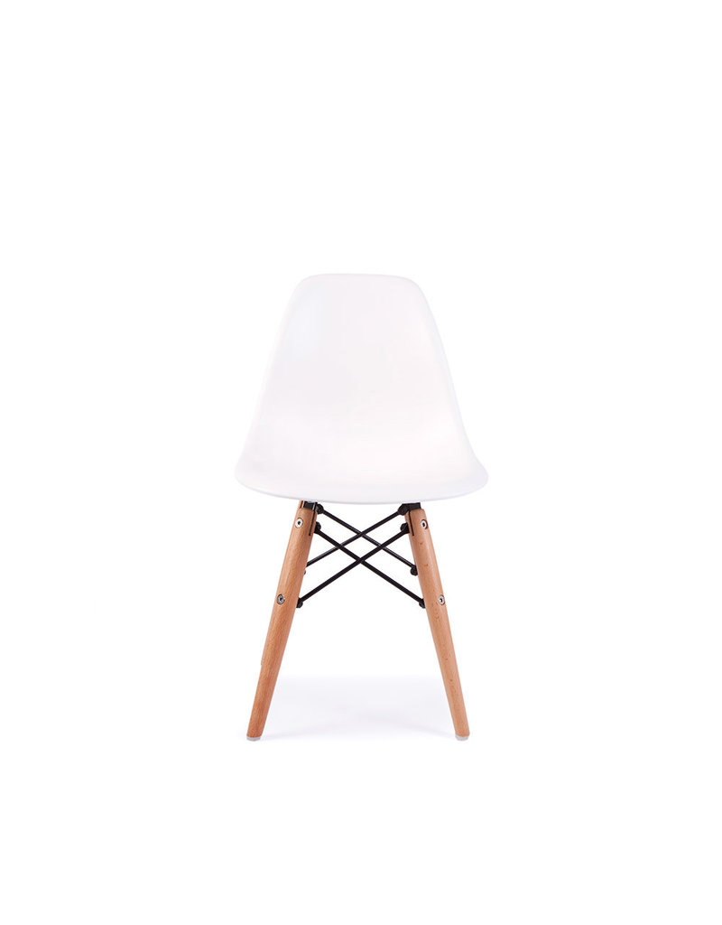DSW Kids Eames Chair White