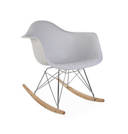 RAR Rocking Chair White