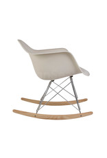 RAR Eames Rocking chair Off white