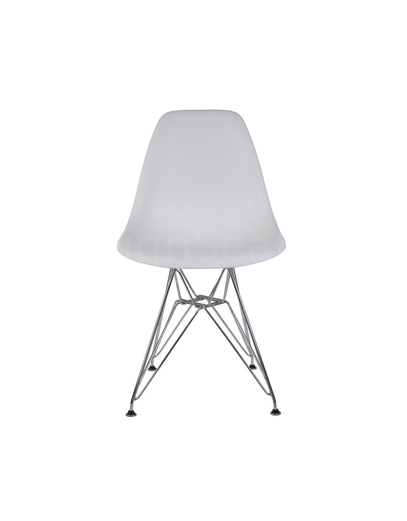 DSR Eames Dining Chair White