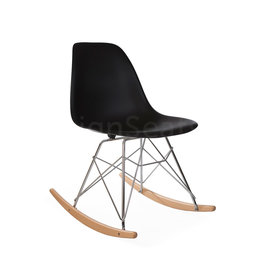RSR Eames Rocking Chair Black
