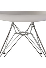 DAR Eames Chair White