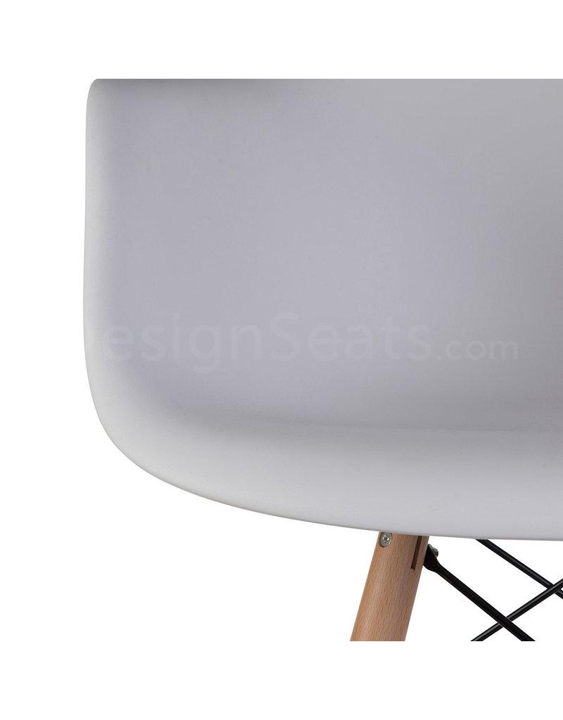 DAW BAR Eames Bar stool White