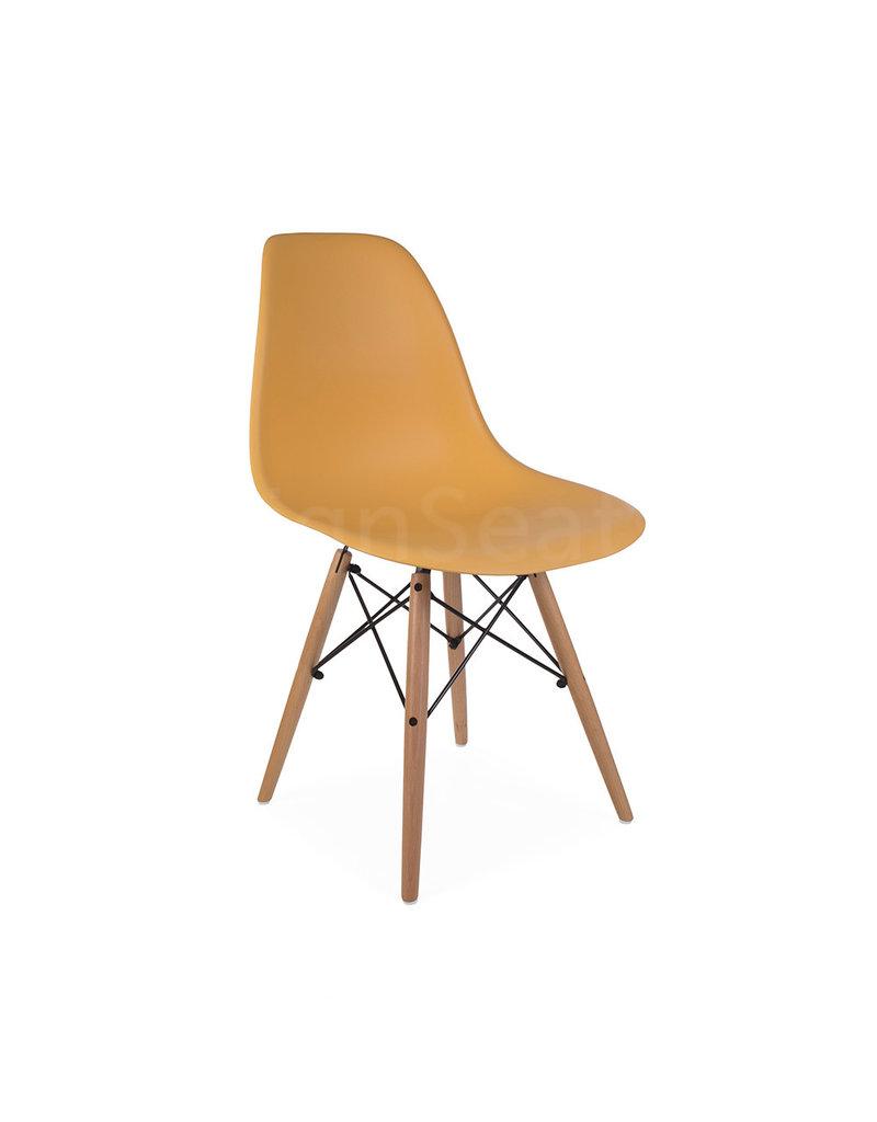 Design Eetkamerstoelen Te Koop.Dsw Eames Design Eetkamerstoel Licht Terra