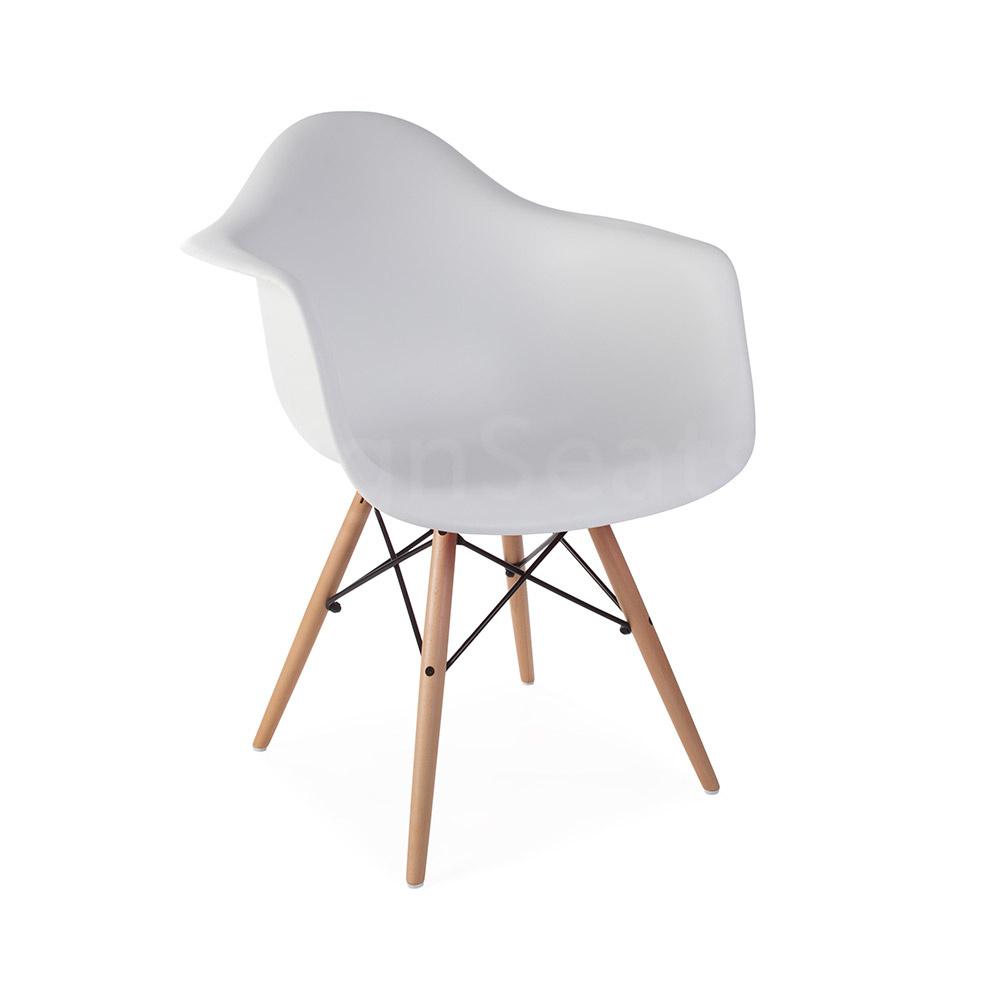 Witte Kunststof Design Stoelen.Daw Eames Design Stoel Wit Design Seats Design Stoelen Online