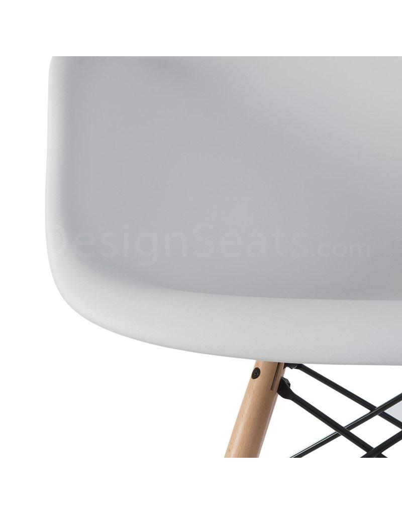 DAW Eames Design Chair White