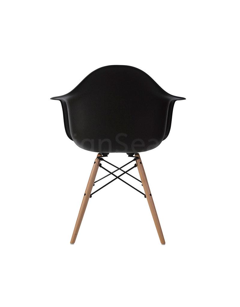 DAW Eames Design Chair Black