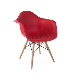 DAW Chair Red
