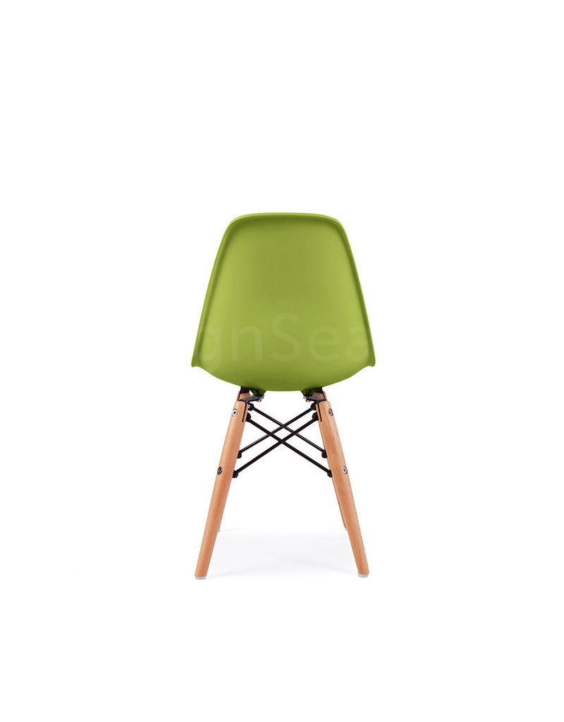 DSW Kids Eames Chair Limegreen