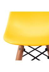 DSW Kids Eames Chair Corn Yellow