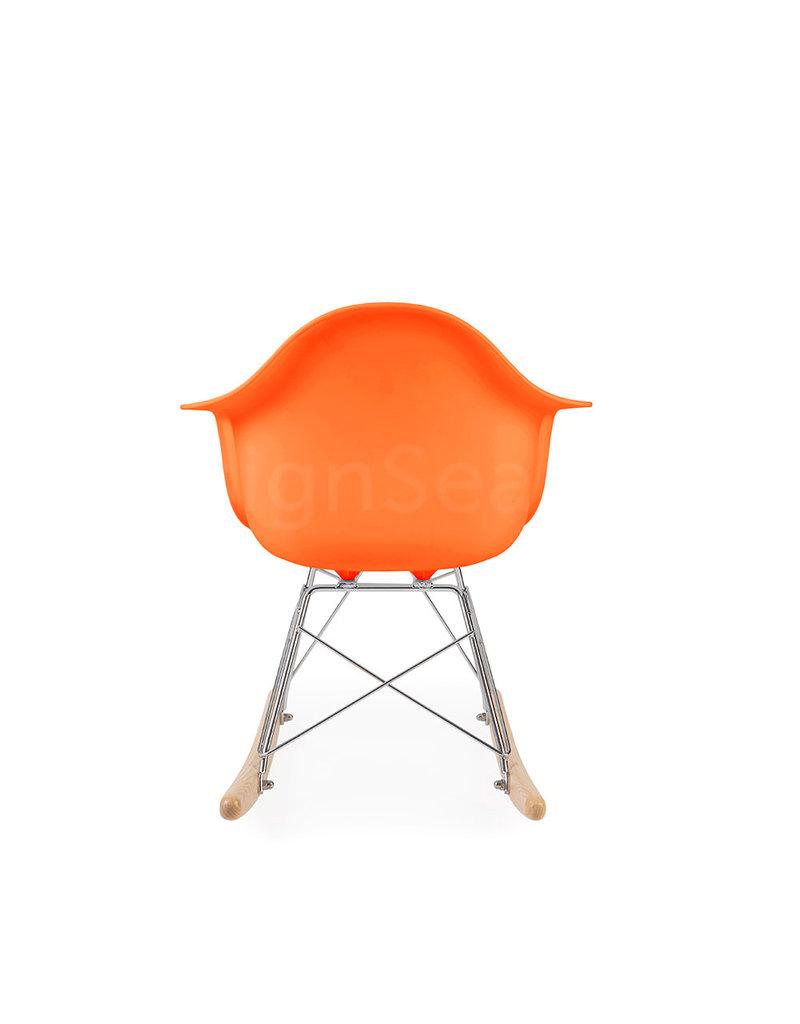 RAR Eames Kids Rocking chair Orange