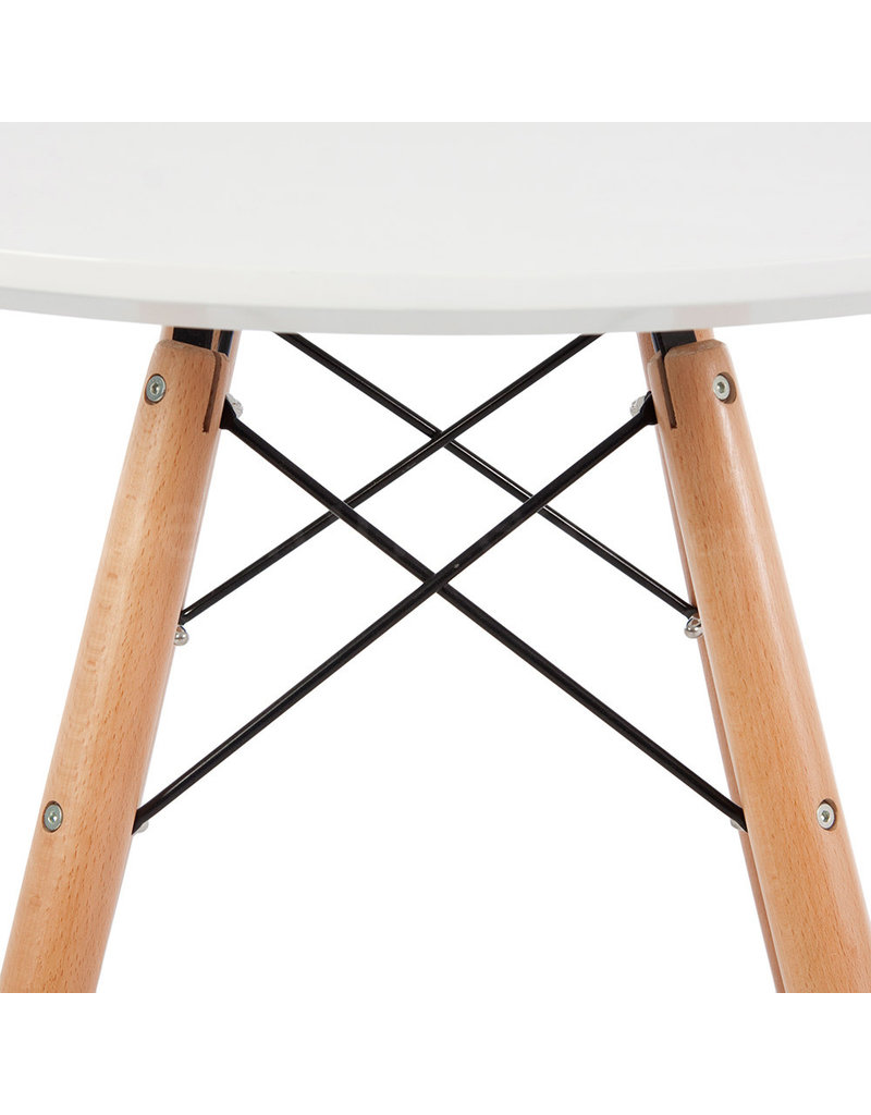 WDW Eames tables White