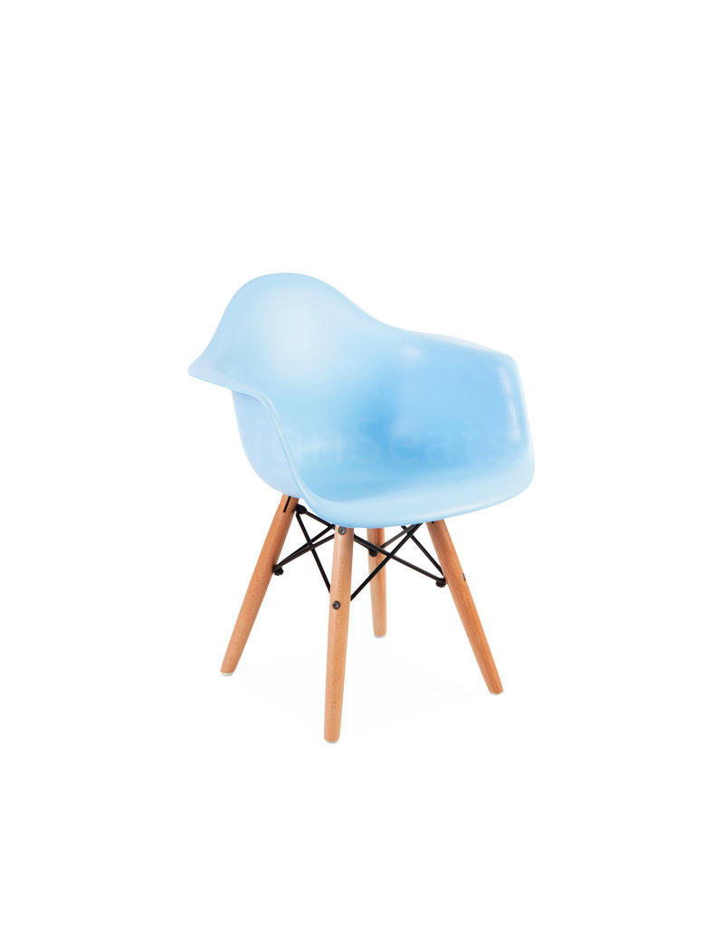 DAW Eames Kids chair Pastel baby blue