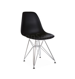 DSR Eames Kids chair Black
