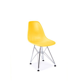 DSR Eames Kids chair Corn yellow