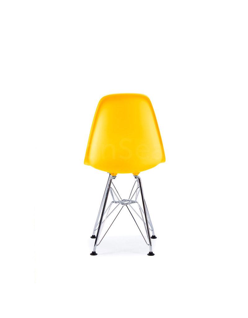 DSR Eames Kids chair Corn yellow