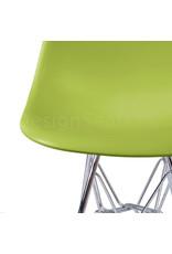 DSR Eames Kids chair Limegreen