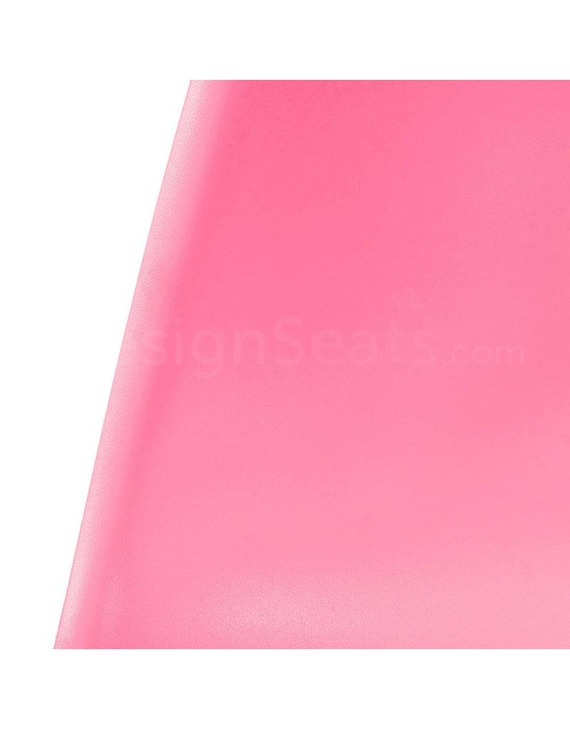 DSR Eames Kinderstoel Zuurstok roze