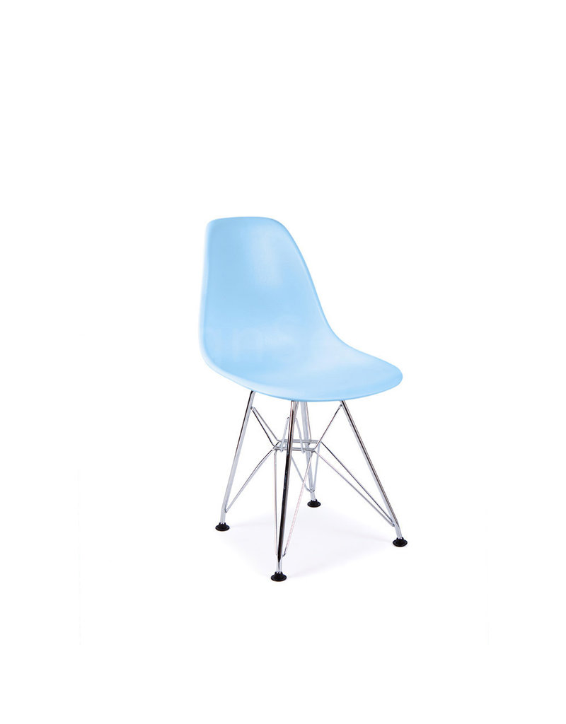DSR Eames Kids chair Pastel baby blue