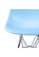 DSR Eames Kinderstoel Pastel baby blauw