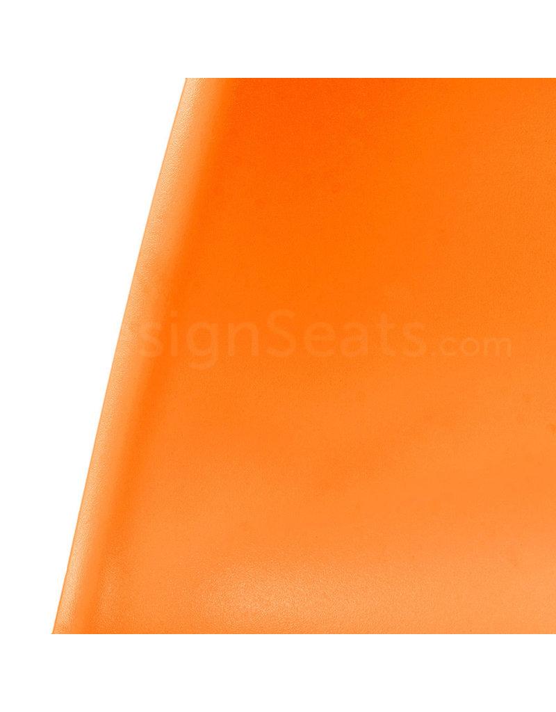 DSR Eames Kinderstoel Fel oranje