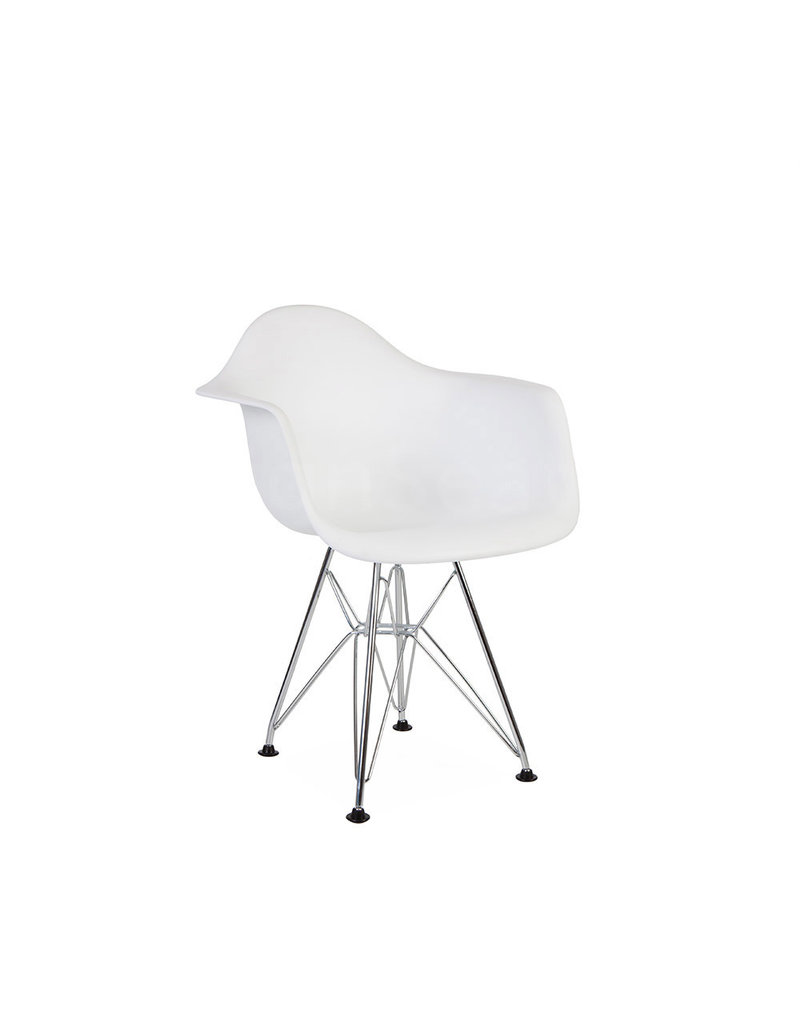 DAR Eames Kids chair White