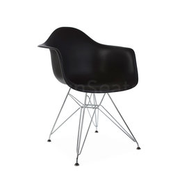 DAR Eames Kids chair Black