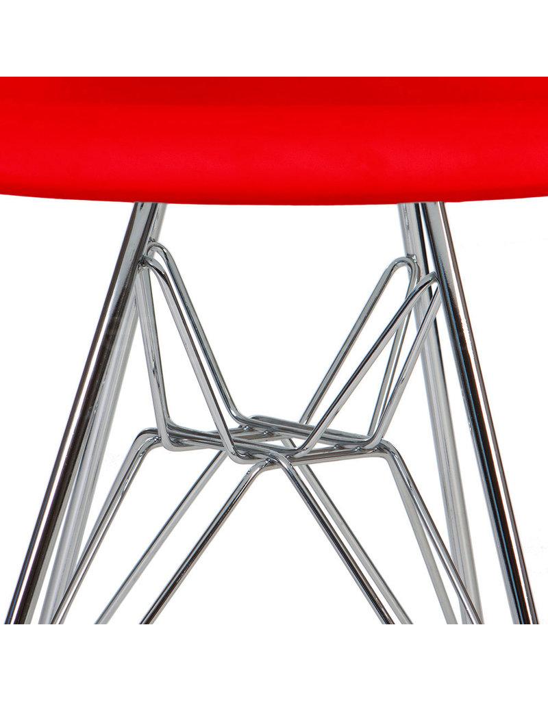 DAR Eames Kinderstoel Tomaten Rood