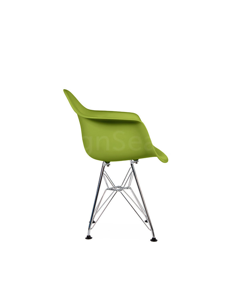DAR Eames Kids chair Limegreen